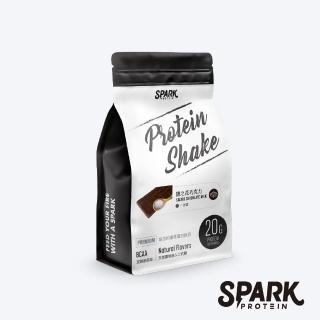 【Spark Protein】Spark Shake 高纖優蛋白飲 - 鹽之花巧克力(一分甜) 乳清蛋白(1kg袋裝)