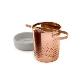【TOAST】WEAVER 東方茶沖茶器_紅銅