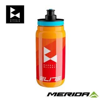 【Bahrain Merida 巴林 美利達】ELITE 巴林麥拉倫水壺 車隊版 550ml(補水/水瓶/單車/自行車)