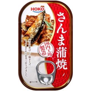 【HOKO】寶幸蒲燒秋刀魚(100g)