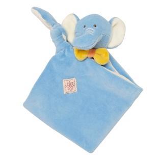 【美國miYim】有機棉安撫巾(芬恩象象)