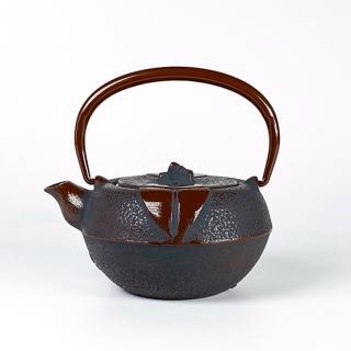 【福介商店】日本鑄鐵壺 寶星堂 柚子型0.3L 急須(茶壺 高山茶 普洱茶 泡茶)
