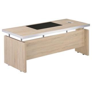 【H&D】白橡色6尺辦公主桌(辦公桌 工作桌 桌子)