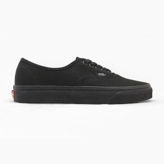 【VANS】AUTHENTIC 全黑 經典款 滑板鞋 帆布鞋 男鞋 低筒(VN000EE3BKA)