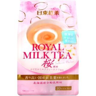【日東紅茶】皇家奶茶-櫻花風味(140g)