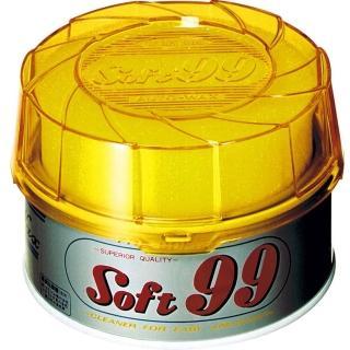 【Soft99】軟蠟280g