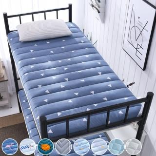 【巴芙洛】加厚透氣軟床墊單人(加厚透氣日式床墊