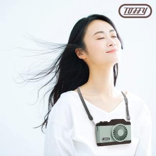 【日本Toffy】LED Camera Fan相機造型風扇(FN04)