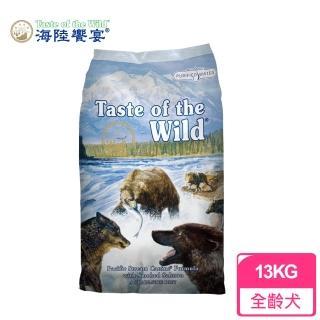 【Taste of the Wild 海陸饗宴】太平洋鮭魚海鮮 愛犬專用 12.2Kg(狗無穀飼料)