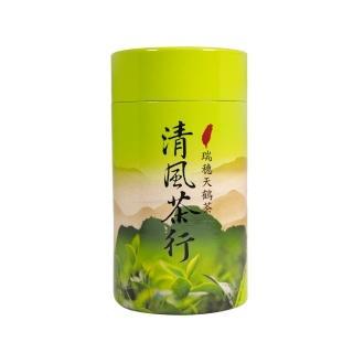 【秧田良品】友善無毒大葉烏龍茶 150g/罐(花蓮鶴岡-清風茶行)