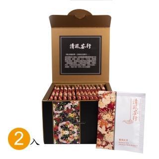 【秧田良品】友善無毒蜜香紅茶茶包2入組(花蓮鶴岡-清風茶行)