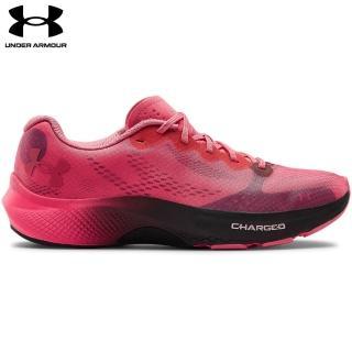 【UNDER ARMOUR】UA 女 Charged Pulse慢跑鞋_3023024-602(桃紅)