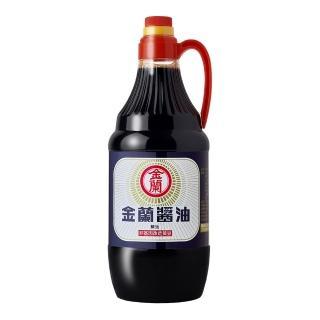 【金蘭食品】金蘭醬油2000ml(經典/道地/醬油/台灣味/料理/必備)