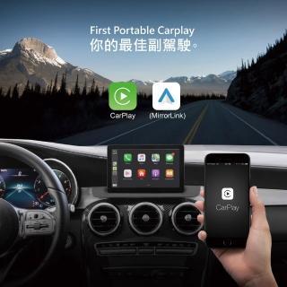【CORAL/ODEL】7吋CarPlay多媒體撥放器(支援ANDROID鏡像)