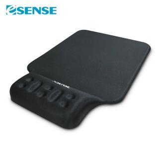 【ESENSE 逸盛】P360 25cm舒壓護腕+鼠墊(05-EWP360)