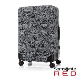 【Samsonite RED】行李箱保護套L
