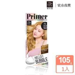 【miseenscene 魅尚萱】HELLO BUBBLE泡沫褪色染髮劑 105g