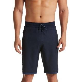 【NIKE 耐吉】男泳褲 男子11吋海灘褲 黑 NESS9470-489