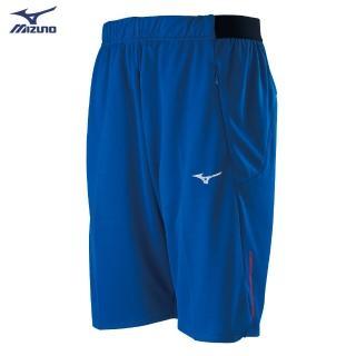 【MIZUNO 美津濃】男款針織短褲 32TB050120(深藍)(短褲)