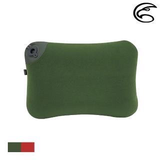 【ADISI】天鵝絨空氣枕 API-103SR+COVER(睡枕、充氣枕、旅行充氣枕)