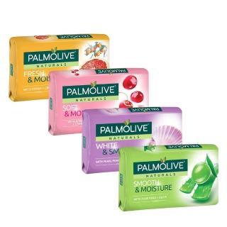 【Palmolive】棕欖香皂 蘆薈保濕/清新潤膚/牛奶嫩膚  80g *3入(80g *3入)