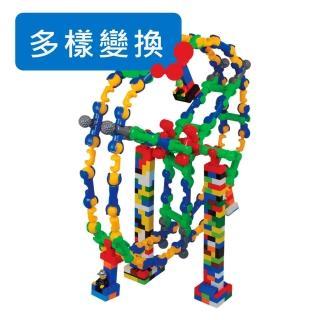 【美國ZOOB】骨頭積木-全方位連接組