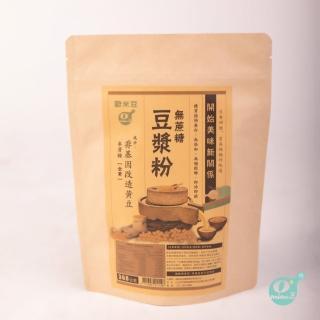 【歐米豆】無蔗糖豆漿粉360公克/包 濃.醇.香(豆漿/養生/無蔗糖 濃.醇.香)
