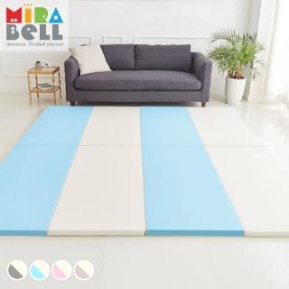 【韓國MIRABELL】兒童4cm摺疊地墊(四色任選)