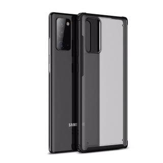 【IN7】護甲系列 Samsung Note 20  6.7吋 半透明磨砂款 防摔防撞 雙料保護殼(TPU+PC背板 吊飾孔 防摔防撞)