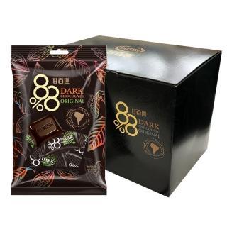 【甘百世】88%黑巧克力 560g(8包/盒)