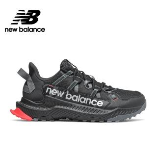 【NEW BALANCE】NB 越野跑鞋_MTSHARK-2E_男鞋_黑色
