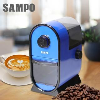 【SAMPO 聲寶】平錐研盤磨豆機HM-S17101BL(福利品)