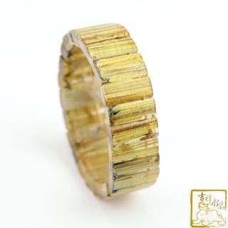 【吉祥水晶】鈦晶手排 18mm(增加財運)