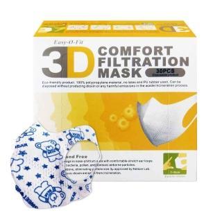 【超服貼】3D立體口罩