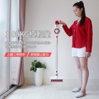 【JWAY】無線四合一數位吸塵器 濕拖除蹣版(JY-SV09M)