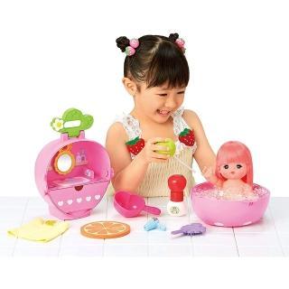 【小美樂】小美樂洗澡草莓屋(女孩 家家酒)