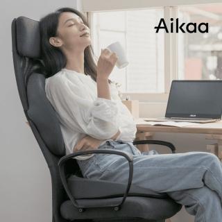 【Aikaa】A-BACK+A-HIP 人體工學腰椅墊