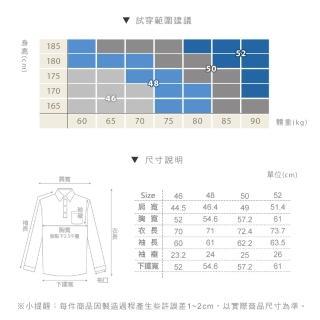 【JYI PIN 極品名店】經典層次拼接保暖OLO衫_咖(PW811-78)