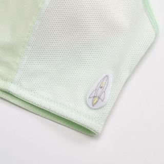 【BeenTeen 嬪婷】校園運動 M-3L背心 水涼紗與透氣網洞布 清涼有型 吸排快乾 BB1221G3(好動綠)
