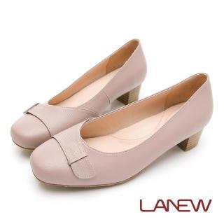 【La new】SO Lite 彈力減壓 安底防滑 羊皮淑女鞋(女51260440)