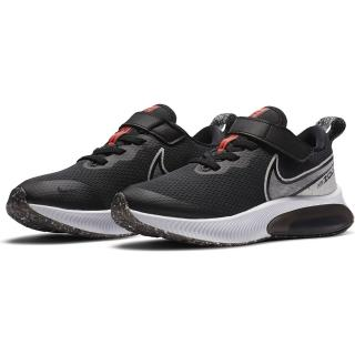 【NIKE 耐吉】AIR ZOOM ARCADIA SE PSV 童鞋 中童 慢跑 緩震 訓練 運動鞋 兒童 黑 CZ6402005
