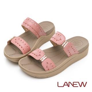 【LA NEW】Bio DCS力學動能厚底拖鞋(女54260850)