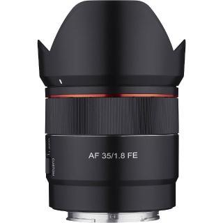 【SAMYANG】AF 35mm F1.8  自動對焦定焦鏡(公司貨 SONY FE接環)