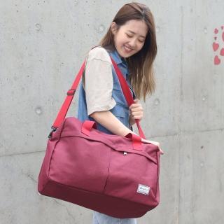 【Catsbag】磨紗料二用旅行袋A3354(#旅行袋#斜背包)