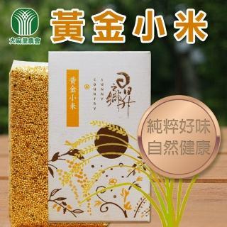 【太麻里農會】日昇之鄉-黃金小米(300g-包)