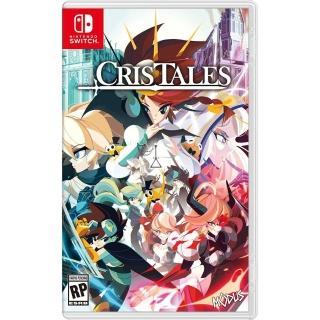 【Nintendo 任天堂】Switch 預購21/03/31上市★《水晶傳奇》(中文版)