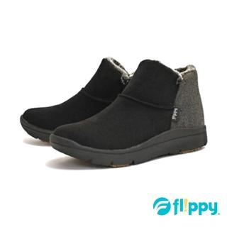 【PANSY】flippy秋冬休閒防滑保暖短靴(3144)