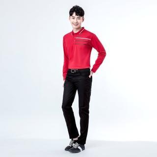 【JYI PIN 極品名店】低調素雅魅力POLO衫_紅(PW822-15)