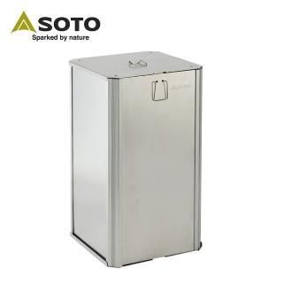 【SOTO】Takumi組合式溫、熱煙燻香房ST-129
