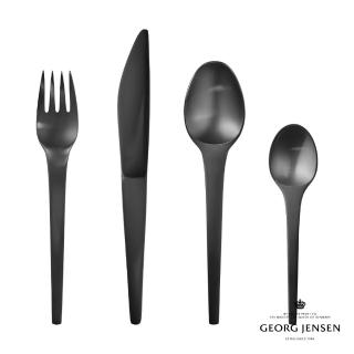 【Georg Jensen 喬治傑生】CARAVEL 餐具四件組(官方直營)